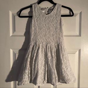 Lace Overlay Guess Dress